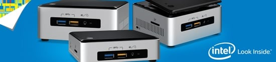 INTEL NUC MINI-PC'S